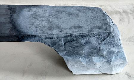 Fernando Mastrangelo Glacier Bench