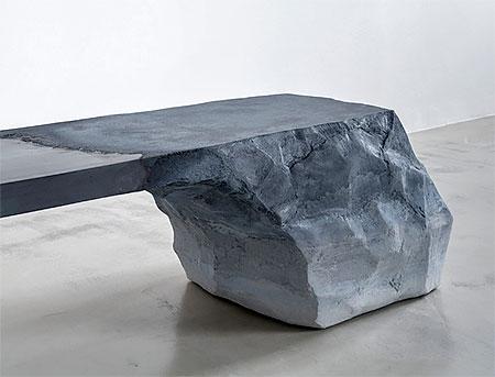 Fernando Mastrangelo Iceberg Bench