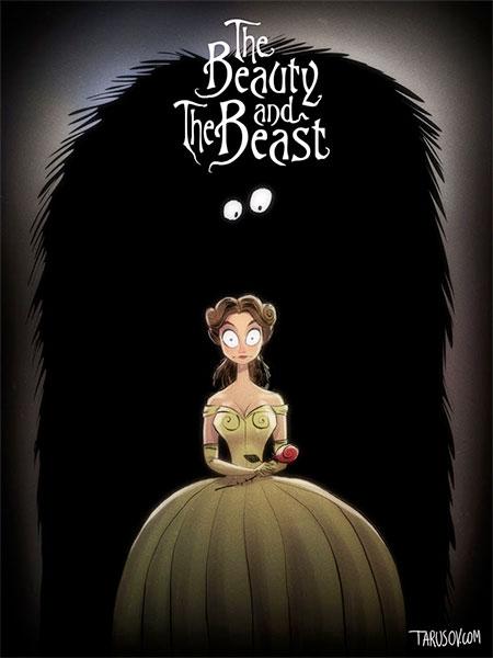Andrew Tarusov Disney