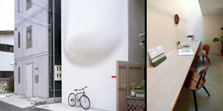 Unique House in Tokyo