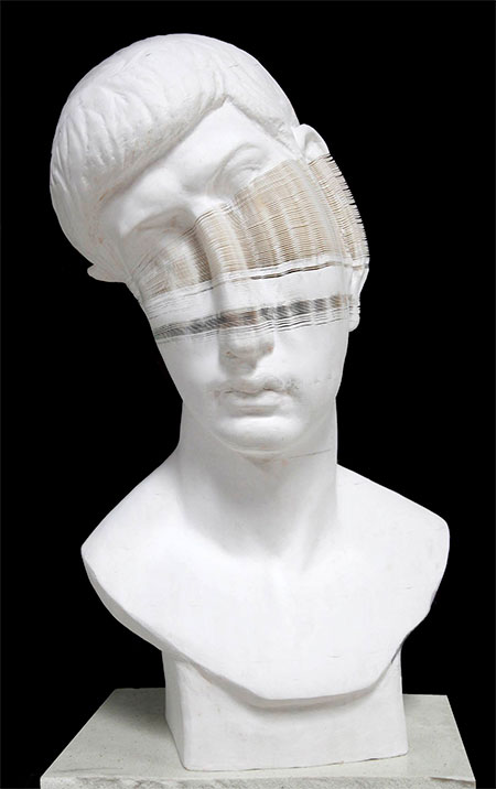 Sculptures by Li Hongbo
