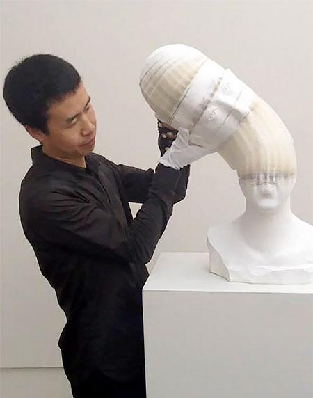 Artist Li Hongbo