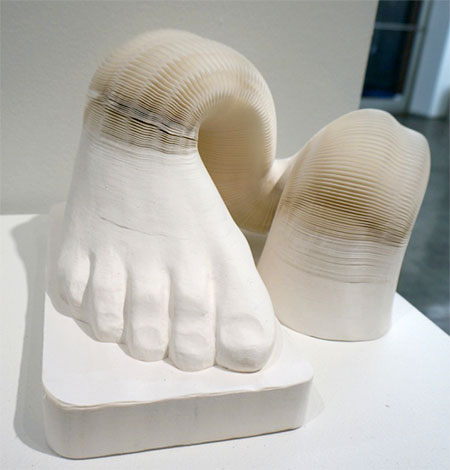 Li Hongbo Paper Sculptures