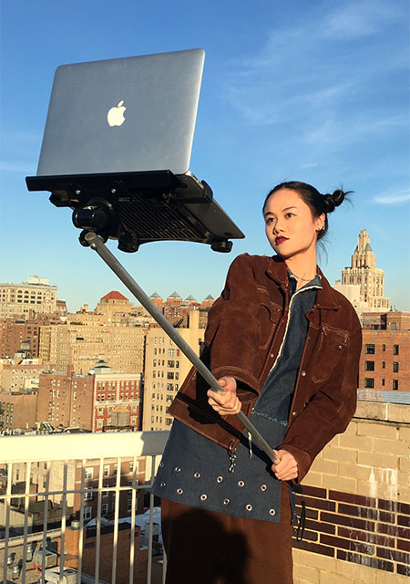 Apple MacBook Selfie Stick