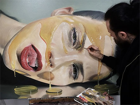 Mike Dargas Realistic Art