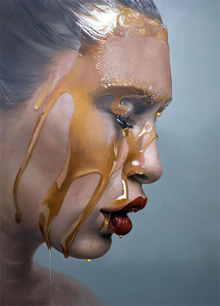 Mike Dargas Realistic Paintings