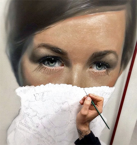 Mike Dargas Art