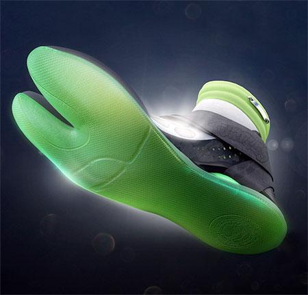 Ninja Turtle Shoe