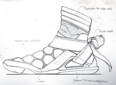 Teenage Mutant Ninja Turtle Shoes