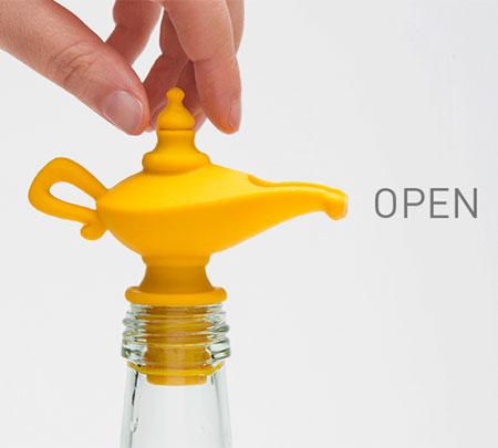 Oiladdin Oil Pourer and Stopper