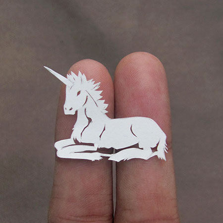 Papercut Animals