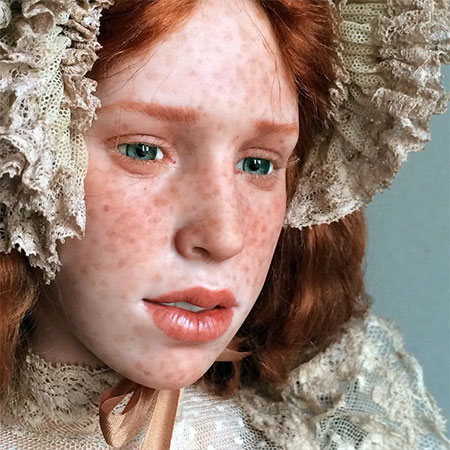 Doll Artist Michael Zajkov