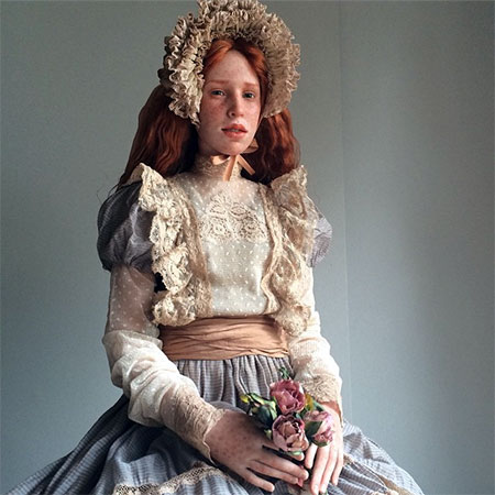 Michael Zajkov Realistic Dolls