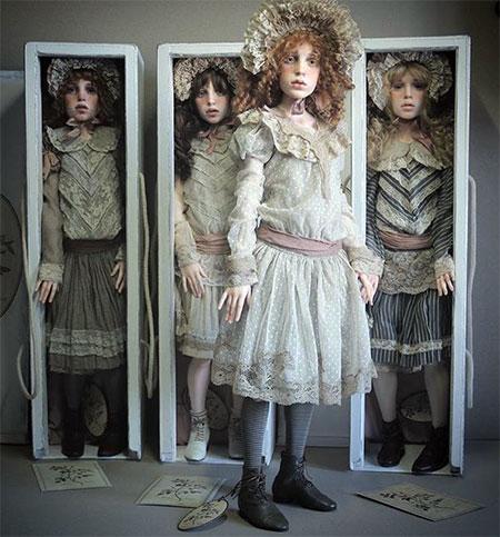 Michael Zajkov Realistic Doll