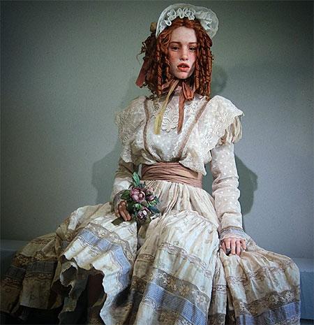 Realistic Russian Dolls