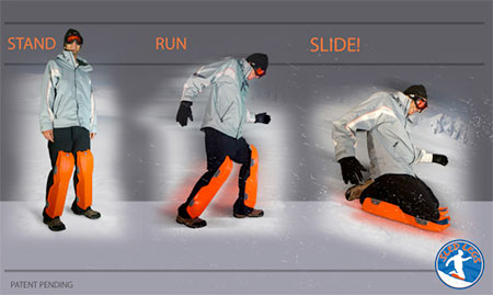 Wearable Sled