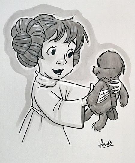 James Hance Star Wars