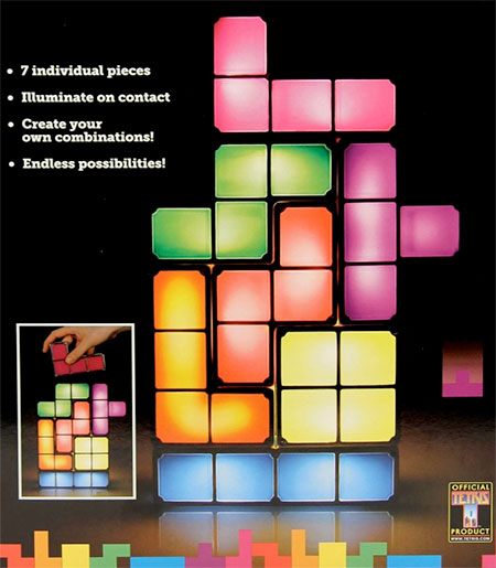 LED Tetris Light