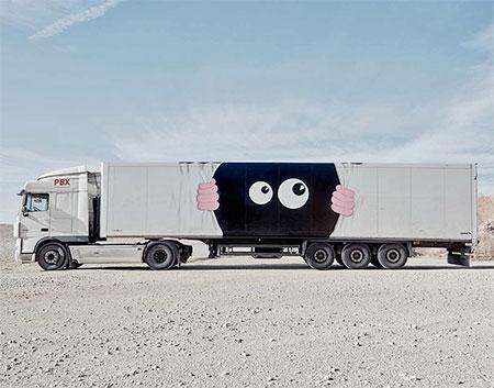 Javier Calleja Truck Art