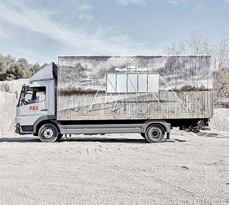Daniel Munoz Truck Art
