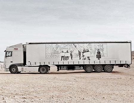 Javier Arce Truck Art