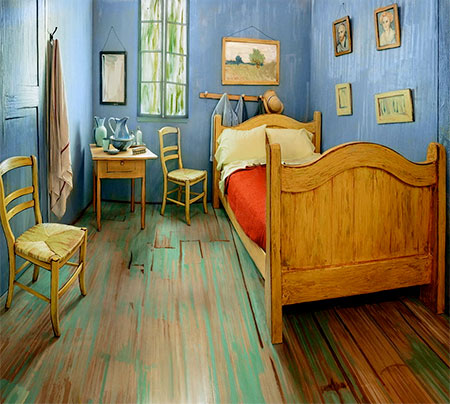 Van Goghs Bedroom