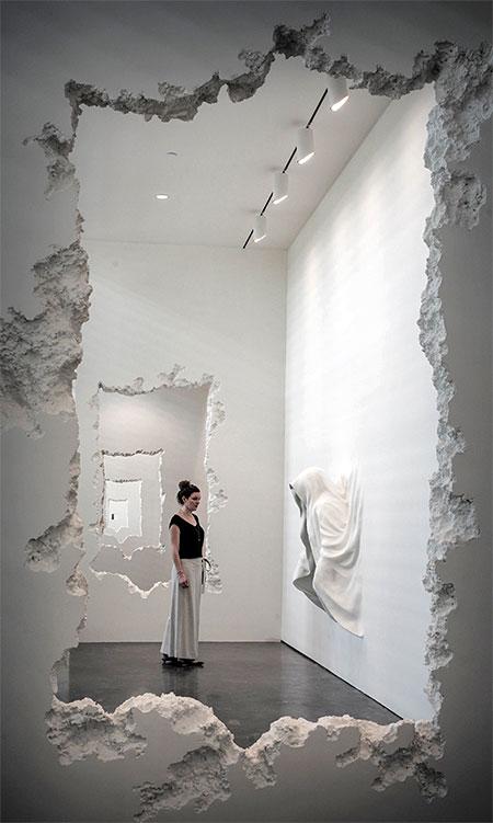Daniel Arsham SCAD Museum