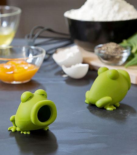 Frog Egg Separator