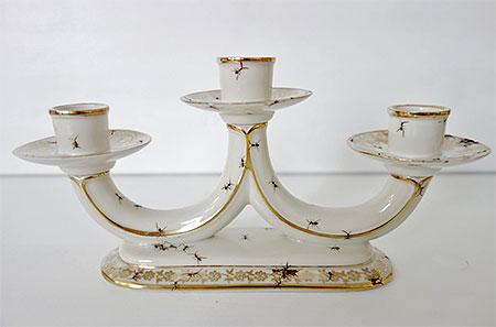 Porcelain Ants