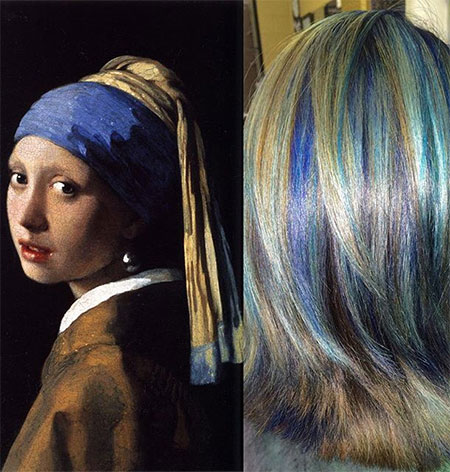 Ursula Goff Art Hair