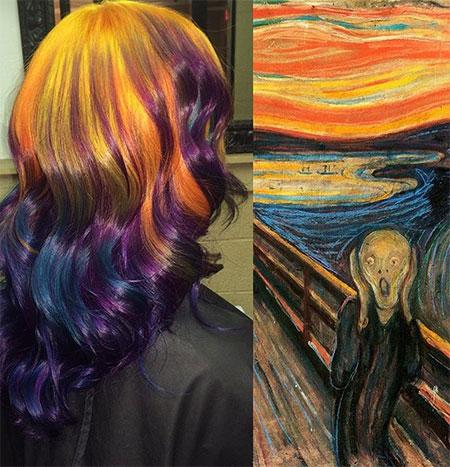 Ursula Goff Hair