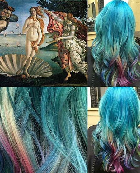 Ursula Goff Hairstyles