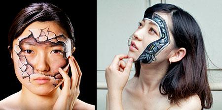 3D Body Paintings