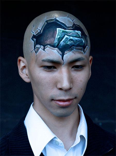 Hikaru Cho Body Art