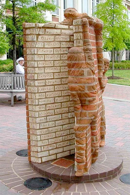 Brad Spencer Sculpture