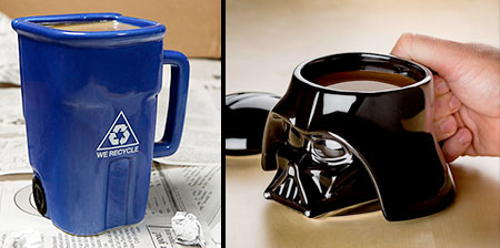 Creative Tea and Coffee Mugs