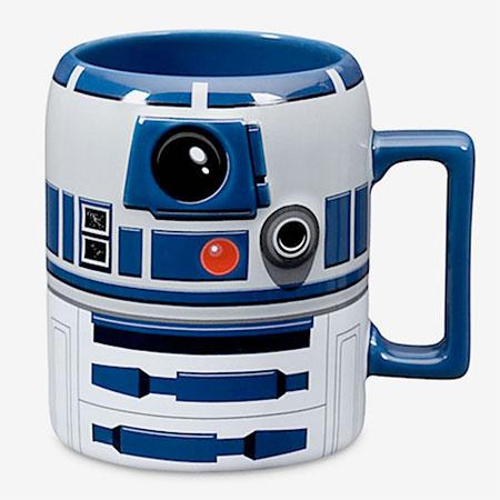 R2-D2 Taza