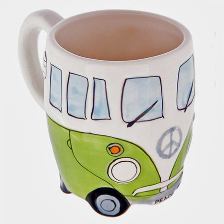 VW Bus Coffee Mug