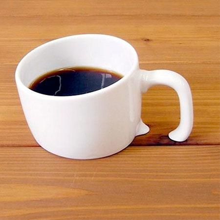 Sinking Coffee Mug