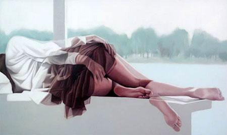 Korean Artist Horyon Lee