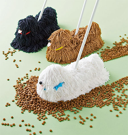Dog Mop Covers