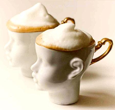 Doll Head Cups