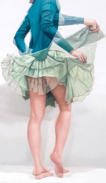 South Korean Artist Horyon Lee