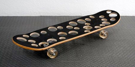 Skateboards by Dario Escobar