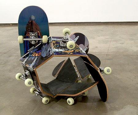 Dario Escobar Skateboard