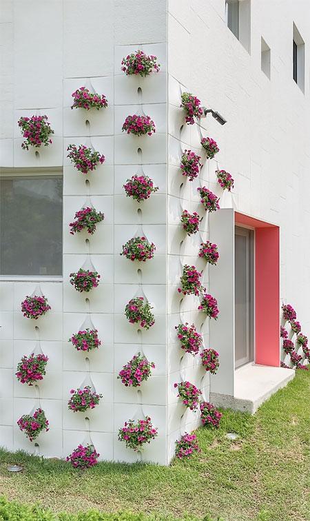 Flower Facade