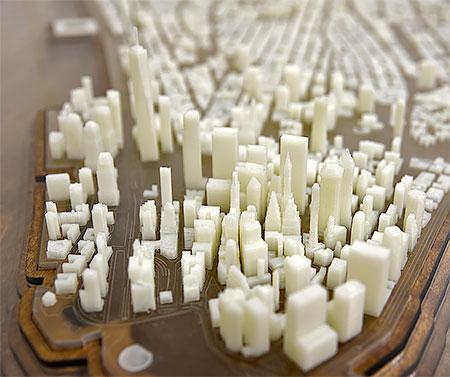 Troy Huang New York City Desk