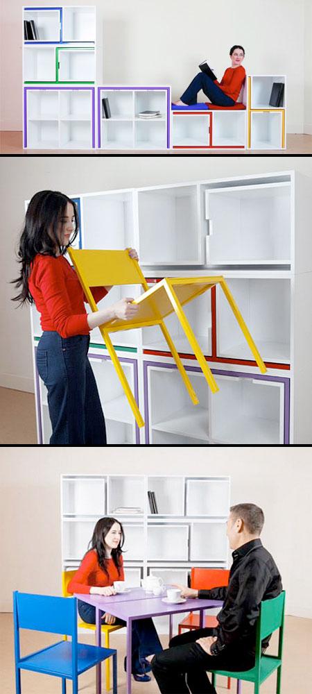Hidden Furniture