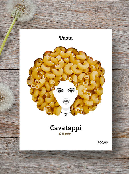 Pasta Packing Concept