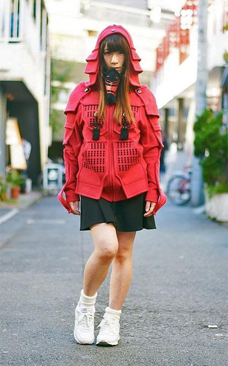 Japanese Samurai Hoodie